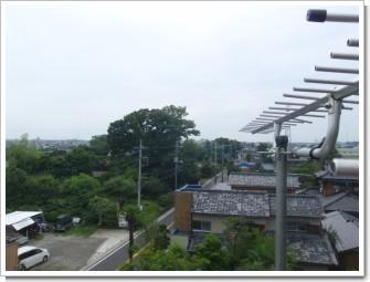 行田市谷郷N様 東京タワー方向の景色。.JPG