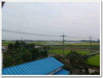 行田市長野O様 東京タワー方向の景色。.JPG