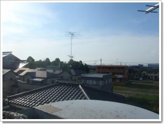 行田市長野H様 前橋局方向の景色。.JPG