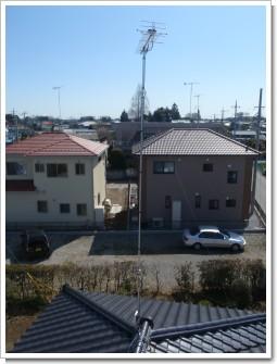 行田市長野S様 アンテナ工事完了。.JPG