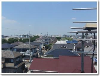 行田市長野S様 前橋局方向の景色。.JPG