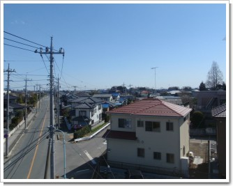 行田市長野S様 東京タワー方向の景色(完了)。.JPG