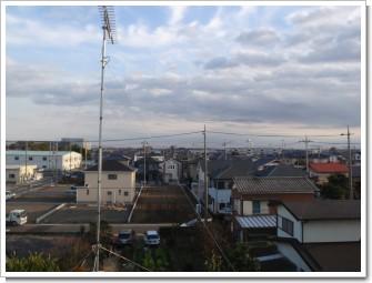 行田市長野Y様 東京タワー方向の景色。.JPG