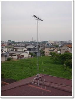 行田市緑町D様 アンテナ工事完了。.JPG