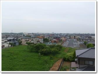 行田市緑町D様 東京タワー方向の景色。.JPG