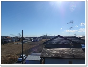 行田市緑町S様 東京タワー方向の景色(完了)。.JPG