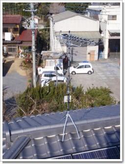 行田市樋上K様 アンテナ工事完了。.JPG