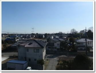 行田市樋上K様 東京タワー方向の景色(完了)。.JPG