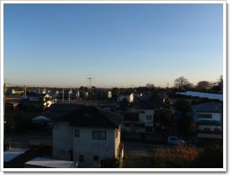 行田市樋上K様 東京タワー方向の景色。.JPG