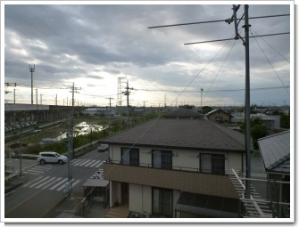 行田市門井町O様 前橋局方向の景色。.JPG
