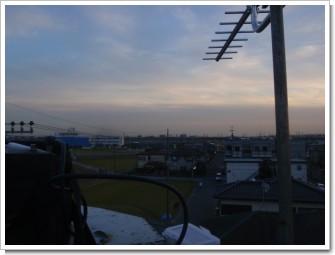 行田市門井町S様 東京タワー方向の景色。.JPG