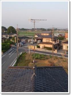 行田市野T様 アンテナ工事完了2。.JPG