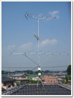 行田市野T様 アンテナ工事完了。.JPG