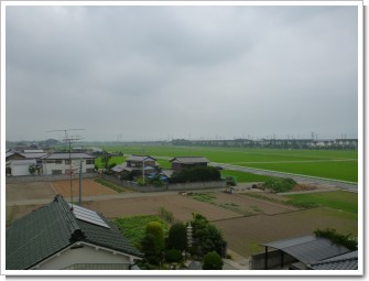 行田市野T様 東京タワー方向の景色(完了)1。.JPG
