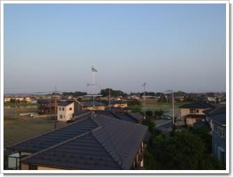 行田市野T様 東京タワー方向の景色2(完了)。.JPG