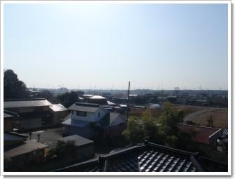行田市野T様 東京タワー方向の景色。.JPG
