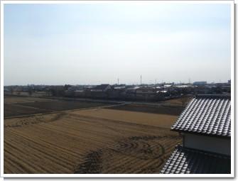 鴻巣市ひばり野F様 東京タワー方向の景色(完了)。.JPG
