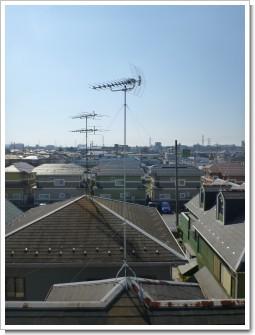 鴻巣市ひばり野T様 アンテナ工事完了。.JPG