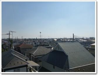 鴻巣市ひばり野T様 東京タワー方向の景色(完了)。.JPG