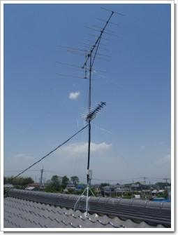 鴻巣市屈巣O様 アンテナ工事完了。.JPG