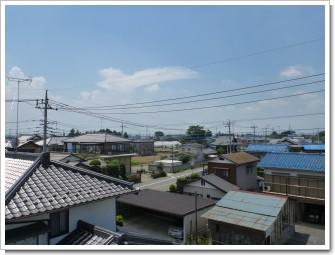 鴻巣市屈巣O様 児玉局方向の景色2。.JPG