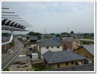 鴻巣市屈巣O様 東京タワー方向の景色(完了)。.JPG
