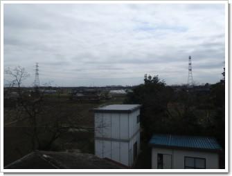 鴻巣市屈巣O様 東京タワー方向の景色。.JPG