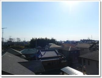 鴻巣市屈巣M様 東京タワー方向の景色(完了)。.JPG
