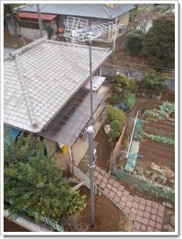 鴻巣市屈巣A様 アンテナ工事完了。.JPG