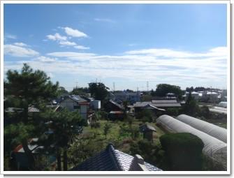 鴻巣市屈巣F様 東京タワー方向の景色(完了)。.JPG
