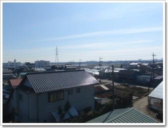 鴻巣市屈巣H様 東京タワー方向の景色。.JPG