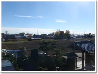 鴻巣市屈巣K様 東京タワー方向の景色(完了)。.JPG