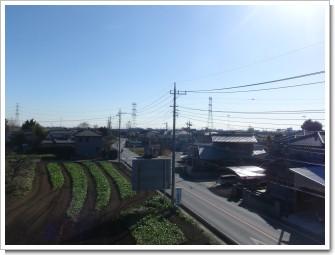 鴻巣市屈巣T様 東京タワー方向の景色(完了)。.JPG