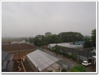 鴻巣市屈巣Y様 東京タワー方向の景色。.JPG