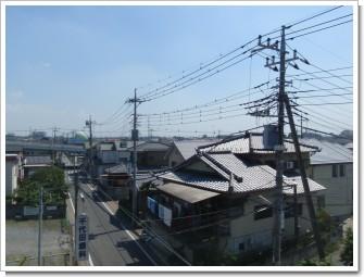 鴻巣市逆川O様 東京タワー方向の景色(完了)。.JPG