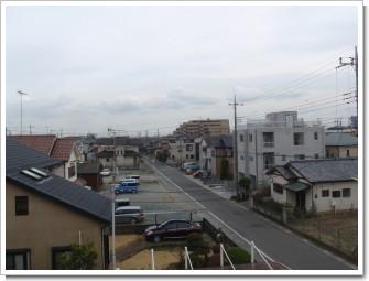 鴻巣市逆川M様 東京タワー方向の景色(完了)。.JPG