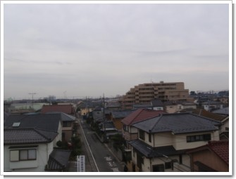 鴻巣市逆川N様 東京タワー方向の景色(完了)。.JPG