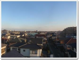 鴻巣市逆川N様 東京タワー方向の景色。.JPG