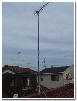 鴻巣市逆川T様 アンテナ工事完了。.JPG