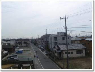 鴻巣市逆川T様 東京タワー方向の景色(完了)。.JPG