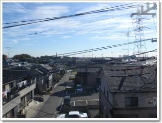 鴻巣市宮前W様 東京タワー方向の景色(完了)。.JPG