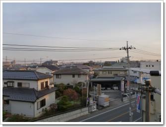 鴻巣市宮地M様 東京タワー方向の景色。.JPG