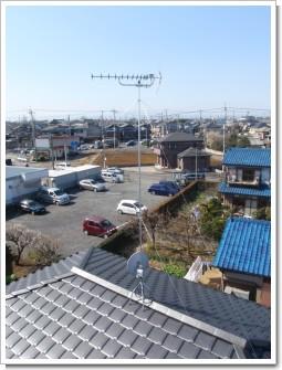 鴻巣市宮地K様 アンテナ工事完了。.JPG