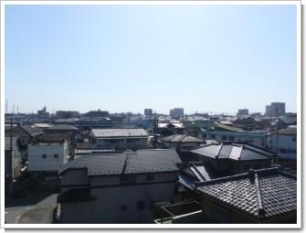 鴻巣市宮地K様 東京タワー方向の景色。.JPG