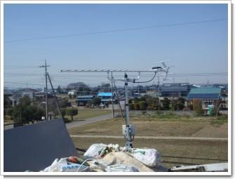 鴻巣市境F様 アンテナ工事完了。.JPG