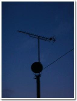 鴻巣市境K様 アンテナ工事完了。.JPG