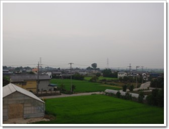 鴻巣市境O様 東京タワー方向の景色。.JPG
