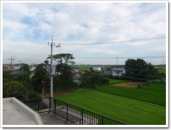 鴻巣市境T様 東京タワー方向の景色。.JPG