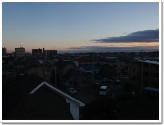 鴻巣市栄町H様 東京タワー方向の景色。.JPG