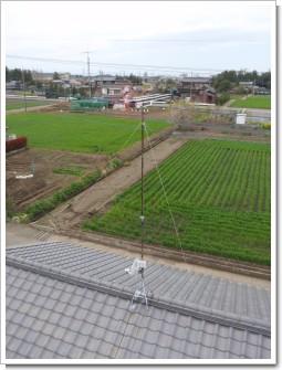 鴻巣市下谷N様 アンテナ工事完了。.JPG